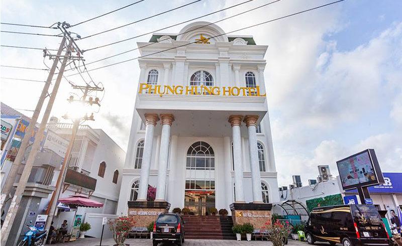 Khách Sạn 3 Sao Giá Rẻ phú quốc